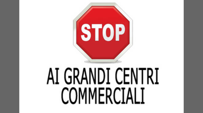 no ai centri commerciali