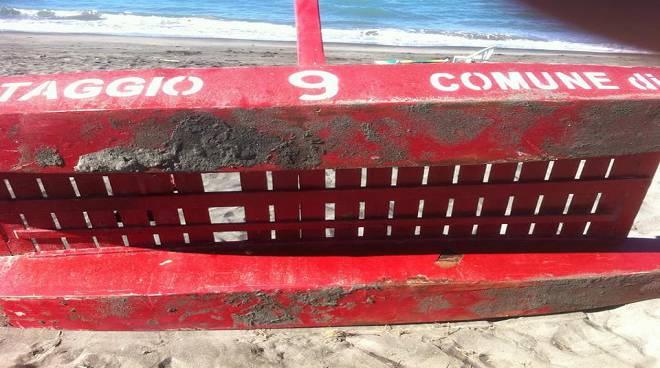 ostia spiaggia