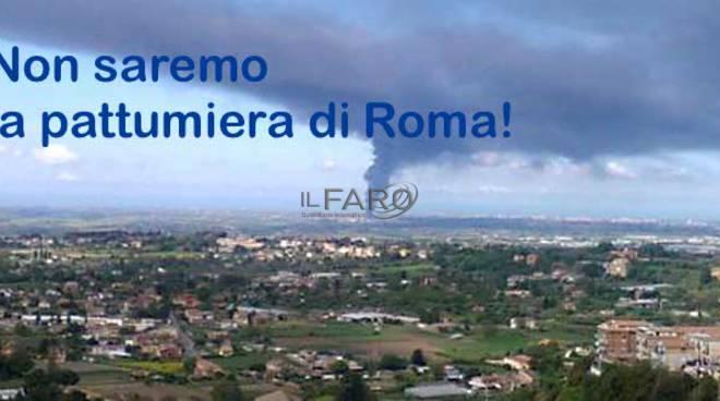 pattumiera di roma