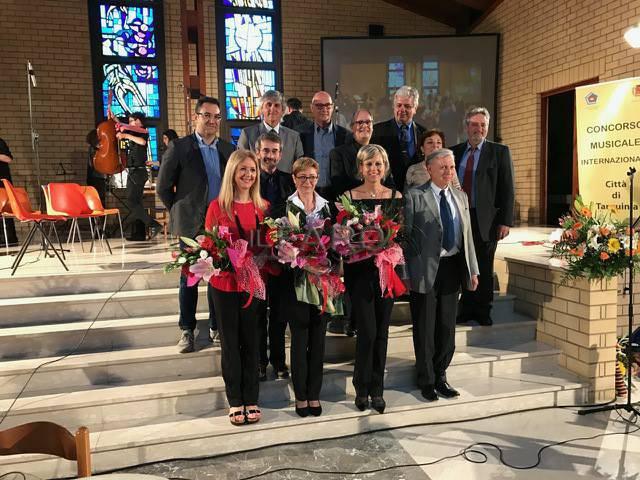 premio musicale internazionale Tarquinia