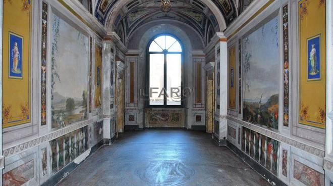 restauro Palazzo Falgari