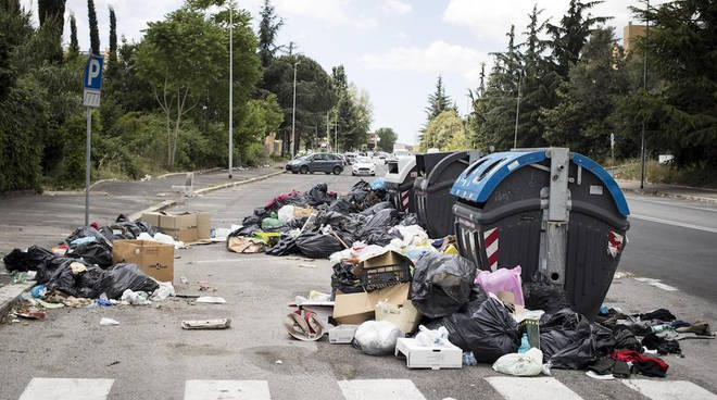 Rifiuti Roma, sindaco Cerveteri: mai nel nostro territorio