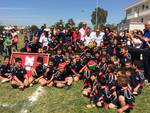 rugby Fiumicino torneo portus