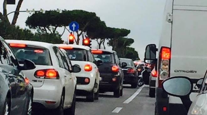 traffico cristoforo colombo