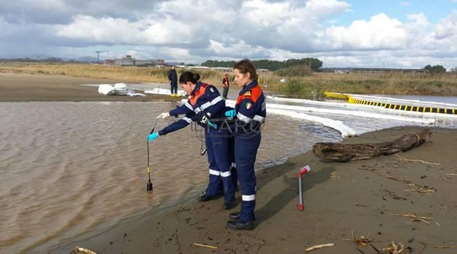 analisi alghe gaurdia costiera