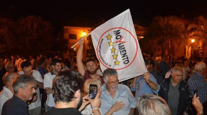 Ardea, Mario Savarese del M5S è il nuovo sindaco pentastellato