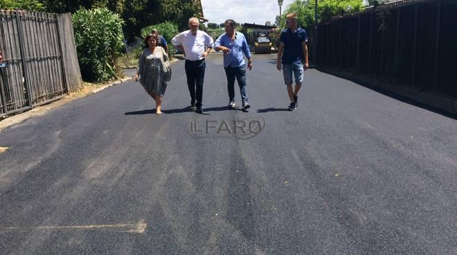 asfaltatura palidoro