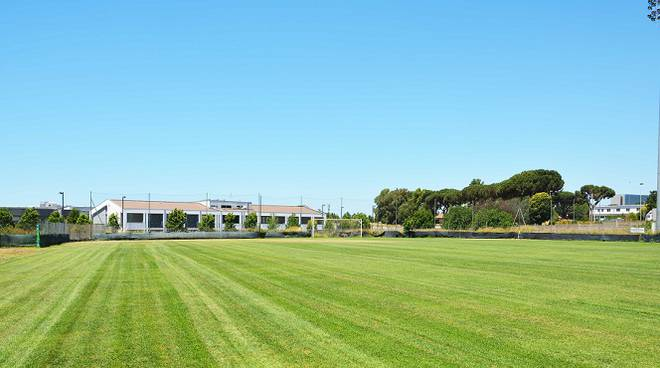 campo calcio pomezia