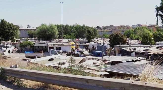 campo rom
