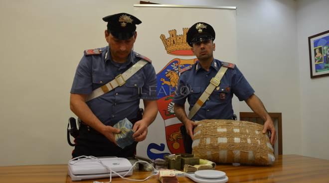 carabinieri e droga