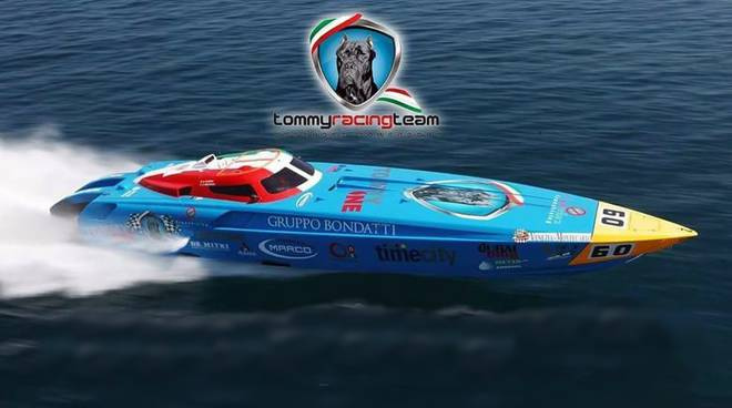 offshore Tommy Racing Team di Maurizio Schepici
