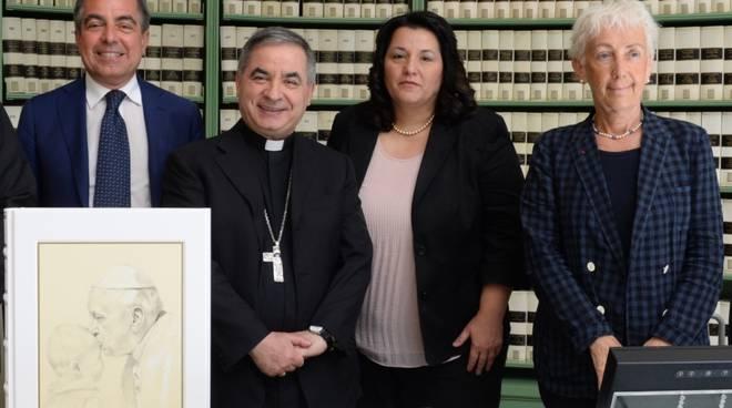 Presentazione libro UTET  Papa Francesco