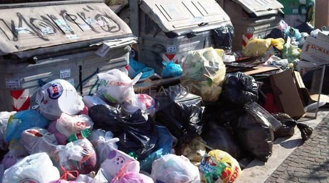Sospesa la raccolta rifiuti a Latina, gravi disagi in vista
