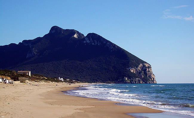 spiaggia del circeo