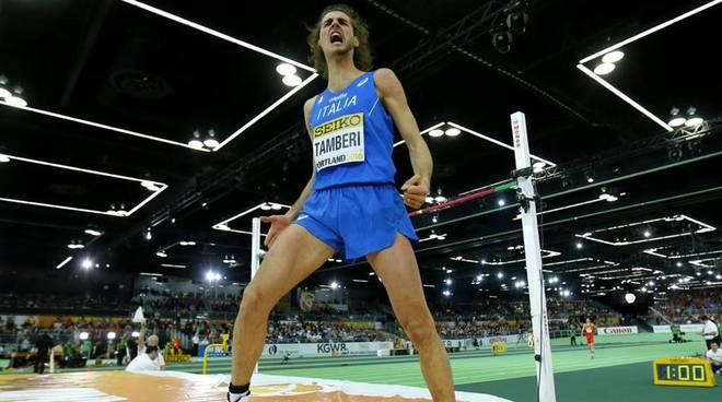 San Marino, Tamberi torna a saltare e supera i 2,18 metri