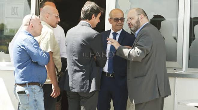 ugl, incontro con il professor Gaetano Francesco Intrieri