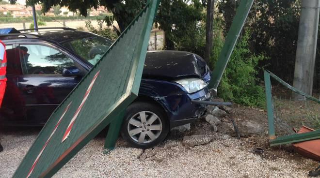 incidente cancello oasi macchiagrande wwf