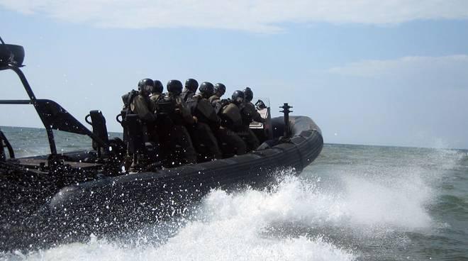 Nucleoanfibio-Hurricane, commandos, consubin, san marco
