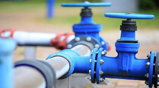rete idrica condotte