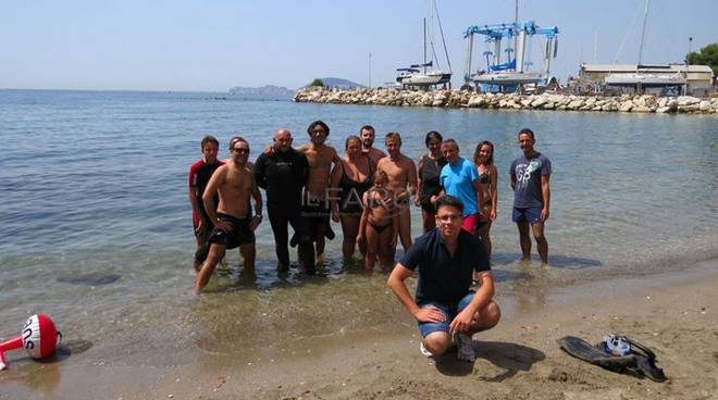 snorkeling a formia2