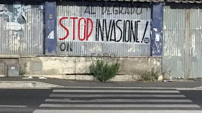 strisacioni anti migranti