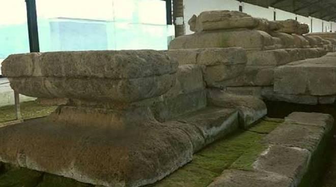 area archeologica lavinium