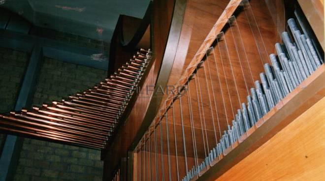 """Concerto del ciclo \""""Note di notte, Notti di note\"""": pianoforte, violino, organo"""