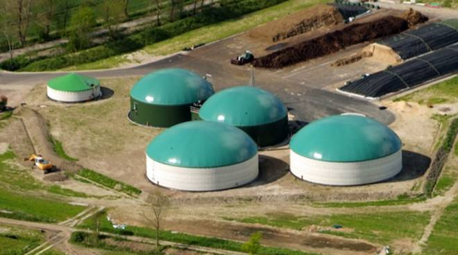 centrale biogas