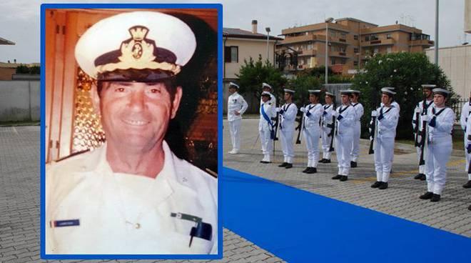 comandante Andrea Lauritano