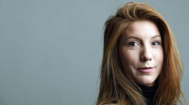 Kim Wall, decapitata