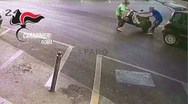 ladri di moto