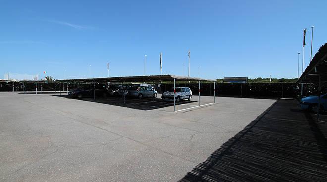 parcheggi spiaggie