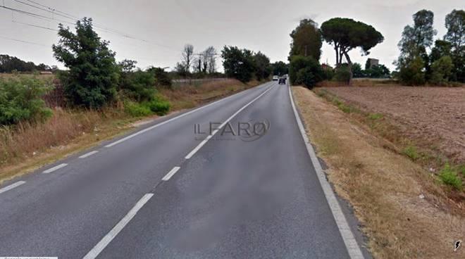 via della Muratella