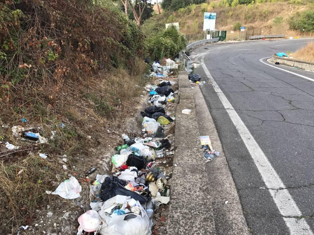 aranova rifiuti degrado