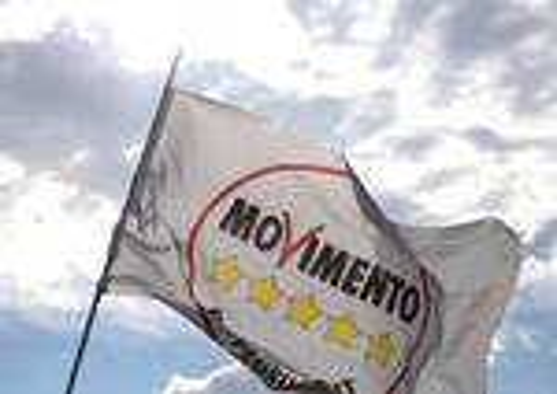 bandiera m5s