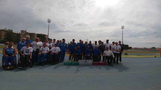 ATLETICA PARALIMPICA