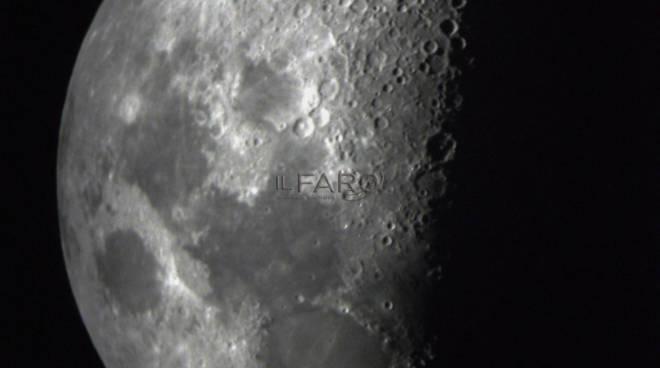 A Palidoro il 28 ottobre la Notte Internazionale della Luna