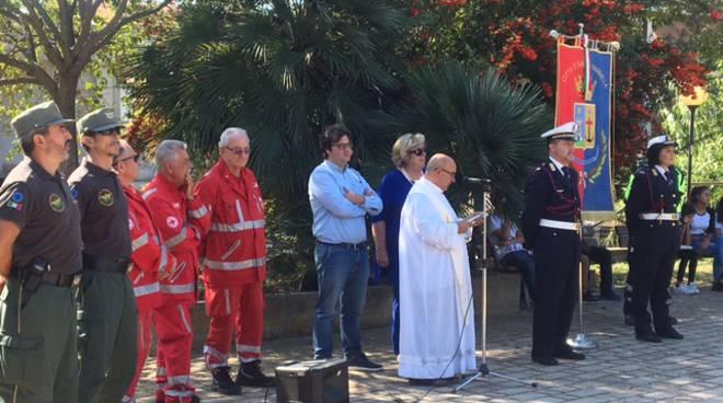 commemorazione alluvione santa marinella 1981