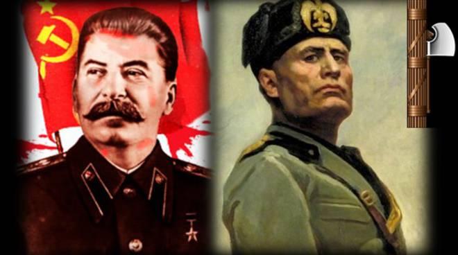 Marx e Mussolini