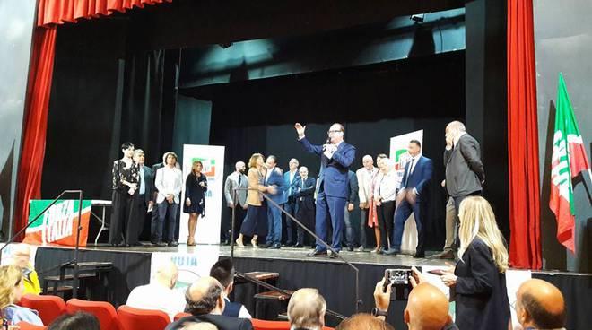 Presentazione Candidati Forza Italia OSTIA_1