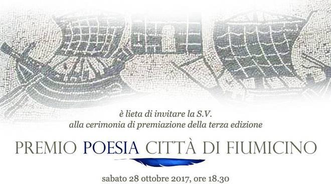 premio poesia città fiumicino