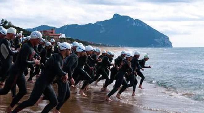 triathlon a sabaudia