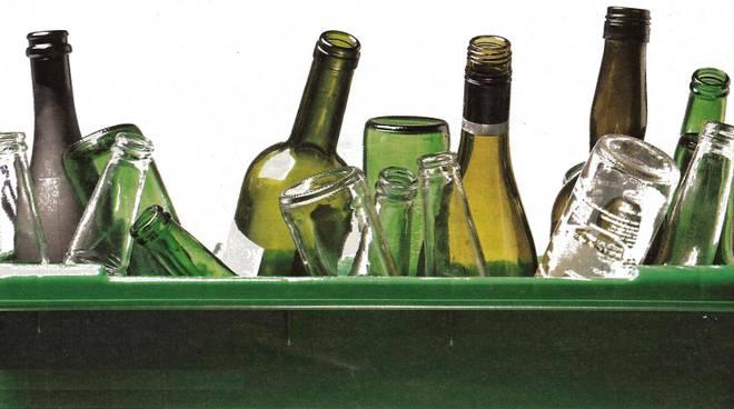 vetro bottiglie