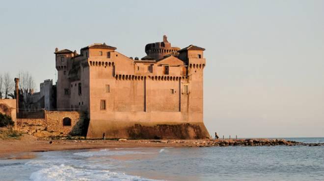 castello di santa severa, santa marinella