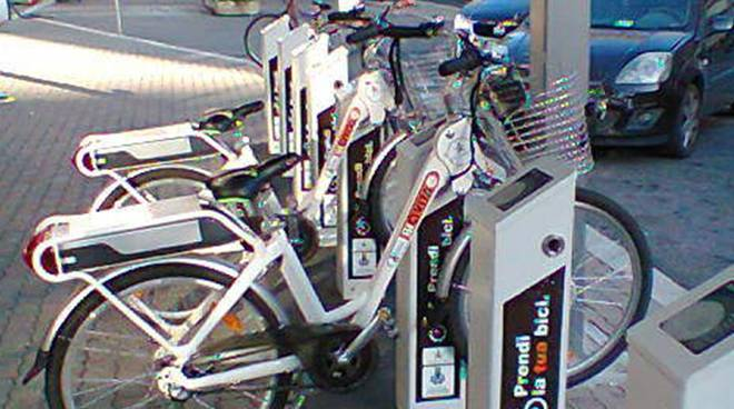 civitavecchia bike sharing