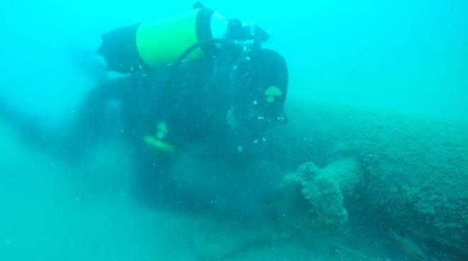depuratore sabaudia controlli subacquei
