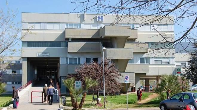 ospedale fiorini, terracina