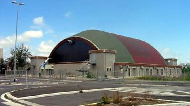 palazzetto dello sport a Fiumicino, Palafersini, Paladanubio
