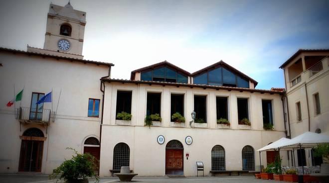 palazzo comunale montalto