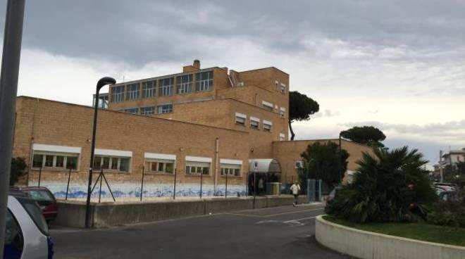 Sirenetta scuola Anzio